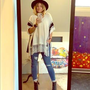 Host pick! 😍. Autumn Cashmere poncho